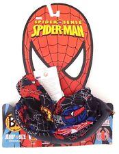 Spider-Man Multi-Functional Junior Odor-Control Headwear Buff Marvel Fleece NWT