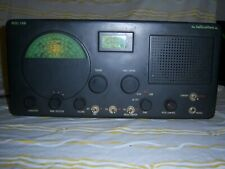 Vintage Hallicrafters S-40B AM SW CW Radio Receiver Great Working Condition!