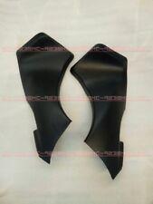 Ram Air Tube Cover Fairing Parts For Kawasaki Ninja ZX6R 05 06 Black #m8