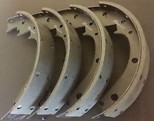 48-67 FORD F100 PARTS REAR BRAKE SHOES X4 SUITS F100 + F1   P055