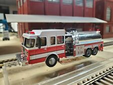 BOLEY 1:87 HO SCALE EMERGENCY F.D. T 16 RED TANKER TRUCK MINT CONDITION
