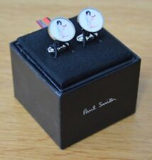 PAUL SMITH Naked Lady pin up model topless cufflinks cuff links NEW IN GIFT BOX