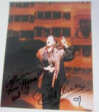 Lucie Arnaz Photograph as Maria Callas Master Class 1999 Lucille COA See Video