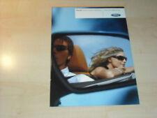 20801) Ford Focus CC Schweden Prospekt 2006