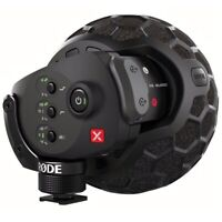Rode Stereo Videomic X Broadcast On Camera Microphone SVMX FREE NEXT DAY AIR