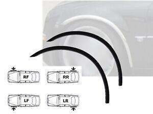 CHRYSLER 300C wheel arch trims black matt 4pcs front rear tuning trim kit '04-10