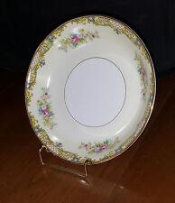 Noritake China Carmela Pattern Soup Coupe Bowl 95635 4732 Vintage Beautiful