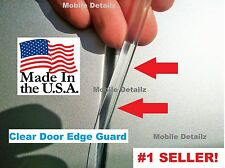 molding Trim Protectors (4 Door Kit) CLEAR DOOR EDGE GUARDS   (fits): GMC