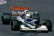 Martin Brundle Brabham BT60Y Grand Prix du Japon 1991 photographie