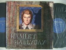 JOHNNY HALLYDAY HAMLET / JAPON 2LP