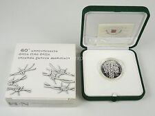 *** 5 EURO MONETA COMMEMORATIVA VATICANO 2005 fine del 2. guerra mondiale Vaticano Coin MONETA *