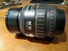 Pentax F Zoom 28-80mm f3.5-4.4 AF Autofocus Lens For KA / DSLR