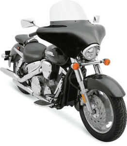 "Memphis Shades 9"" Clear Windshield for Batwing Fairing MEP8520"