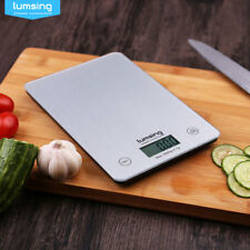 11lbs/5Kg Original Digital Kitchen Scale Balance Weight Meat Food Diet  Tool