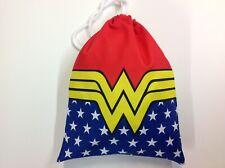Wonder Girl gymnastics grip bag