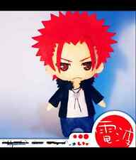 Anime K Project Suoh Mikoto Anime Cosplay DIY toy Doll keychain Material