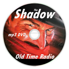 The SHADOW (OTR) 251 Episodes - Old Time Radio COMPLETE COLLECTION (1 x mp3 DVD)