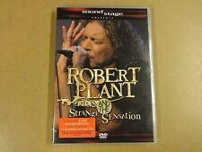 MUSIC DVD / ROBERT PLANT & THE STRANGE SENSATION