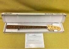 Genuine Fender Mexican Precision P Bass Pau Ferro Neck #1 - 099-6103-921