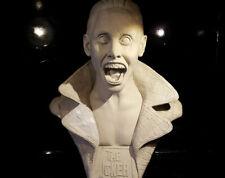 (Lot 529) The Joker Bust Suicide Squad Jarred Leto 1:2 Scale , Unpainted