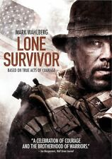 Lone Survivor (DVD, WS, 2014) Mark Wahlberg NEW