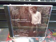 Houston Person Sentimental Journey CD 2002 Highnote Records VG+ Jazz Grady Tate