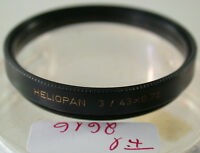Original Heliopan Nahlinse Close-up Filter Lens No.3 43Ø E-43mm 2616/8
