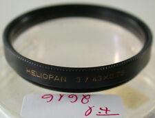 Original Heliopan Nahlinse Close-up Filter Lens No.3 43Ø E-43mm 2616/8