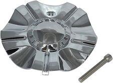 INCUBUS 525 NOVACAINE EMR525-CAR LG0512-69 CHROME WHEEL RIM CENTER CAP NO LOGO