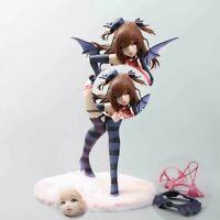 24Cm Anime Demon Magic Taro Lilith Illustration By Mataro Pvc Sexy Figure In Box
