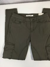 melrose and marketwomeb Gray Cargo Jeans Skinny Size 25