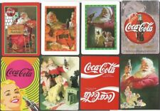 12 SINGLE COCA-COLA SWAP PLAYING CARDS ( NOT DECKS )