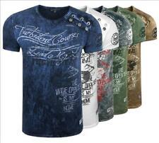 Rusty Neal T-Shirt 15194 Regular Fit Männer