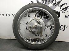 Bridgestone 350 GTR Front Wheel Hub & Backing Plate   2014