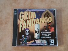 GRIN fandango PC win 95/98 alemán USK 12 #
