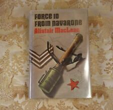 Force 10 From Navarone by Alistair MacLean Book club Edition