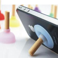 3Pcs New Sucker Stand For Cell Phone i Phone Samsung PSP  Mini Plunger Holder