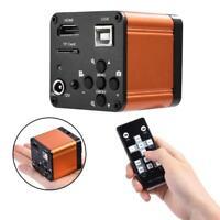 16MP 1080P 60FPS HDMI USB FHD Industrial C-mount Microscope Digital Camera h5