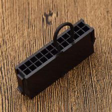 24 Pin XSPC ATX Power Supply PSU Jumper Bridge Tool Plastic Black PSUBRIDGE24P