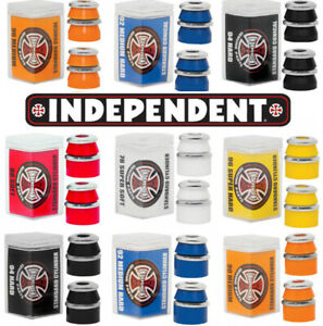 INDEPENDENT TRUCK CO' Skateboard Bushings Washers. INDY Conical Cylinder Rubbers