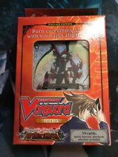 Cardfight Vanguard VGE-TD02 English Dragonic Overlord Trial Deck Sealed