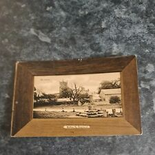 More details for bolton by bowland the stocks posted 1909 rare image  published a e shaw
