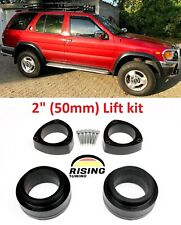 "Lift Kit for Nissan Pathfinder Terrano R50 Infiniti QX4 2"" 50mm strut spacers"