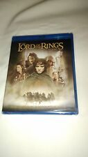 The Lord of the Rings: The Fellowship of the Ring (Blu-ray / DVD, 2010, 2-Disc