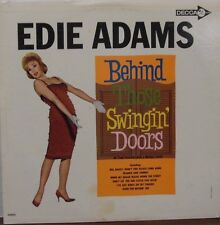 Edie Adams Behind those swingin' doors 33RPM DL-34092  102316LLE