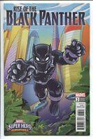 RISE OF THE BLACK PANTHER #3 DARIO BRIZUELA VARIANT COVER B MARVEL COMICS
