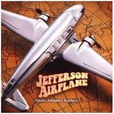Jefferson Airplane - Plastic Fantastic Airplane [CD]