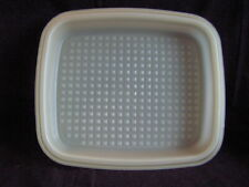 Tupperware Lg Season Serve Marinade Container #1295 Top Only Meat Veggies