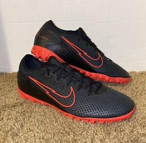 Nike Mercurial Vapor 13 Pro TF Turf Soccer Shoes Size 8
