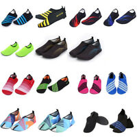 Water Shoes Slip on Aqua Socks Yoga Men Women Exercise Pool Swim Surf Beach